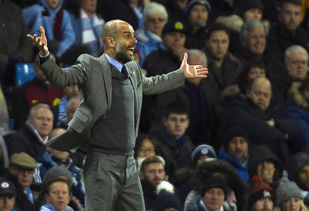 Guardiola niega incidente entre Messi y Arteta
