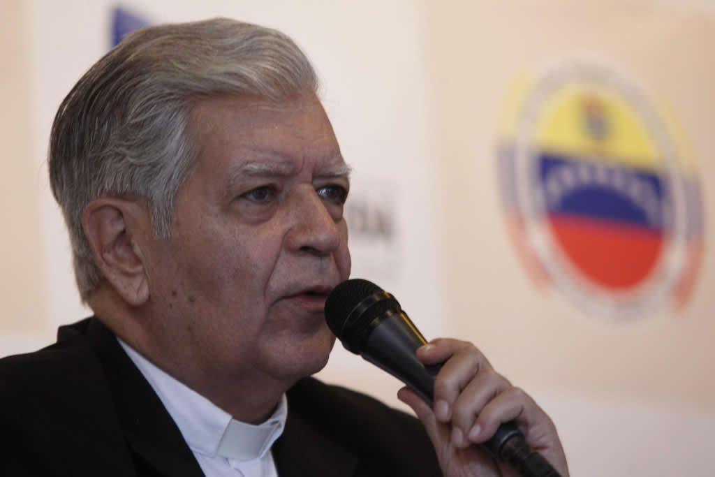 """Urosa pidió en el Vaticano la """"liberación de los presos políticos"""""""