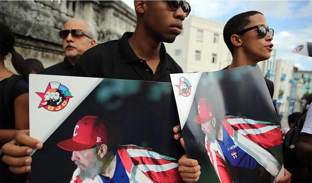 Este lunes comienzan los actos oficiales para despedir a Fidel Castro