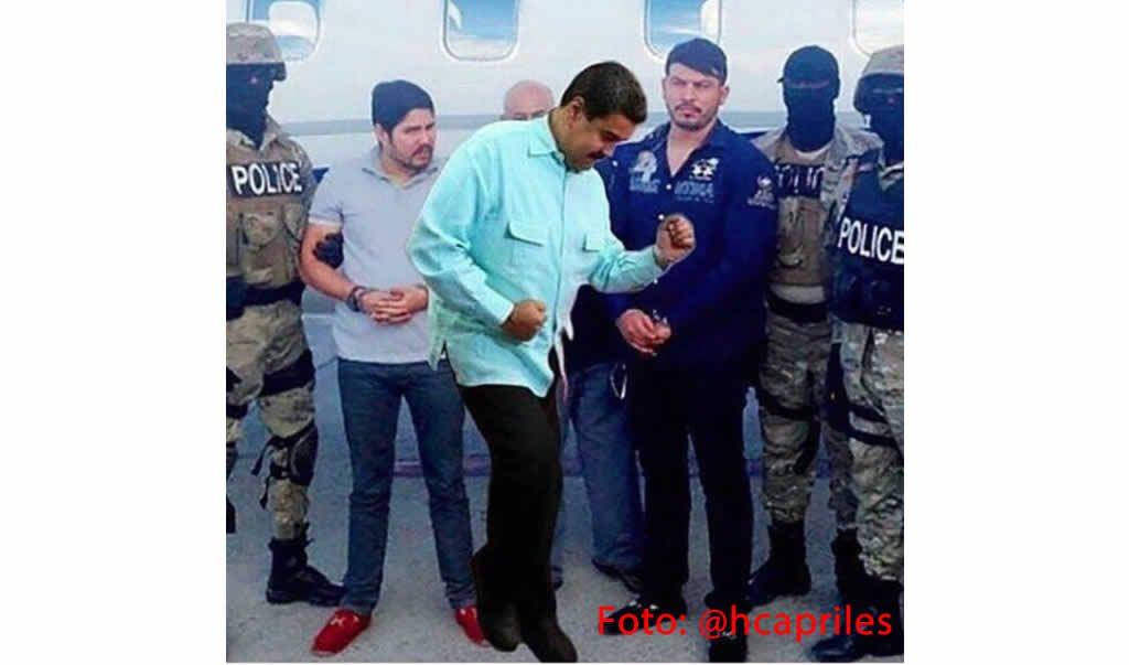 """Capriles a Maduro: """"El país está esperando que des la cara"""""""