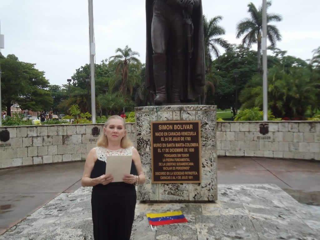 Activista del exilio venezolano en Miami es condenada por fraude migratorio