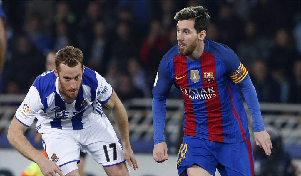 El Barcelona se toma la Copa como una tregua antes de afrontar el Clásico