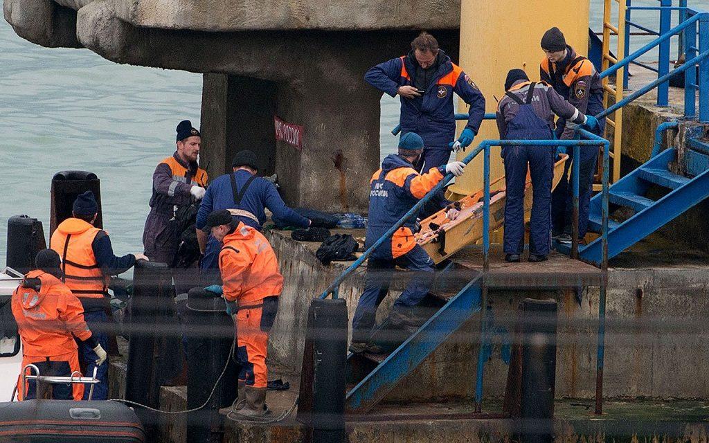 Siguen sin conocerse las causas del siniestro del avión militar ruso