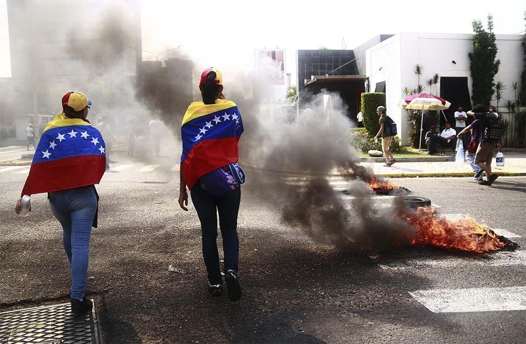 Venezolanos denuncian violaciones de derechos humanos ante la UE