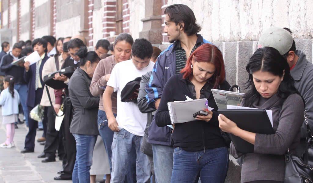 Las solicitudes semanales del subsidio por desempleo en EEUU bajan en 10.000
