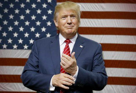 Donald Trump, elegido como persona del año por la revista Time