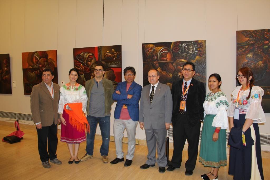 Ecuador presenta en Pekín su segunda obra literaria traducida al mandarín