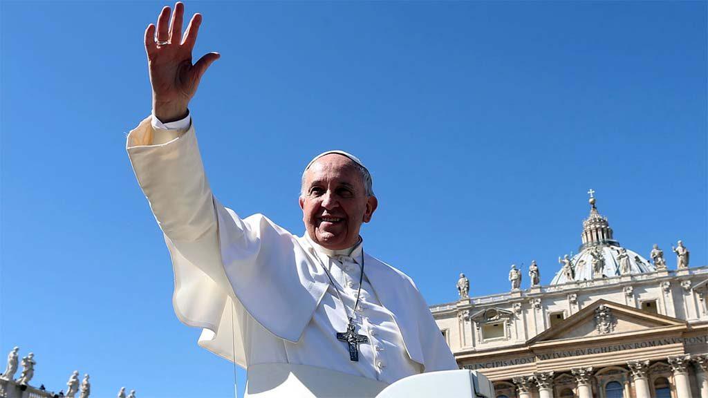 Casi cuatro millones de personas asistieron a actos con el papa en 2016
