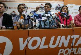 Partido de Leopoldo López dice que el Gobierno de Maduro planea ilegalizarlo