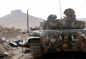 Ejército sirio progresa cerca de una base aérea en choques contra el EI