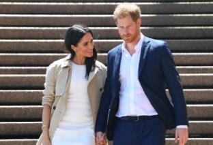 Duques de Sussex amenazan con denunciar publicación fotos de Meghan en Canadá