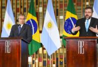 Solá dice que Argentina y Brasil no tienen muchas diferencias sobre Venezuela