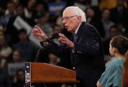 Sanders, Buttigieg, Klobuchar y Steyer instan a los latinos a derrotar Trump