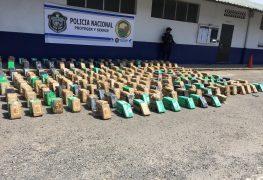 Panamá decomisó cifra récord de 90,99 toneladas de drogas en el 2019