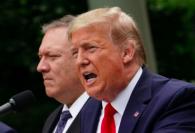 Trump sanciona a China y promete fin de beneficios comerciales para Hong Kong