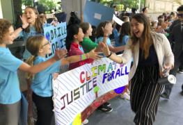 Desestiman demanda de jóvenes en EEUU contra la Florida por cambio climático