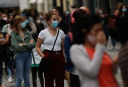 EEUU roza los 160.000 muertos y supera 4,87 millones de casos de COVID-19