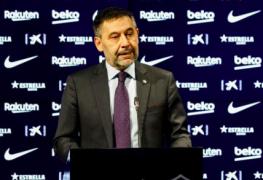Renuncia el presidente del Barcelona  Josep Bartomeu