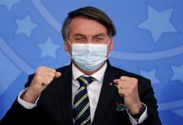 El 52 % de los brasileños aprueba la forma en que Bolsonaro gobierna