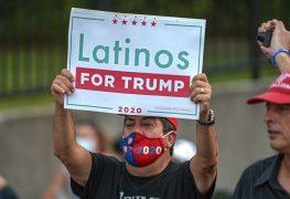 Latinos en EEUU están divididos ante elecciones