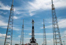 La primera misión operativa a la EEI de SpaceX y la NASA ya tiene fecha