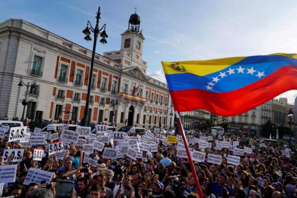 España recibe el 80 % de las peticiones de asilo de hispanoamericanos