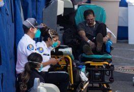 Estados Unidos se acerca a las 400.000 muertes por covid-19